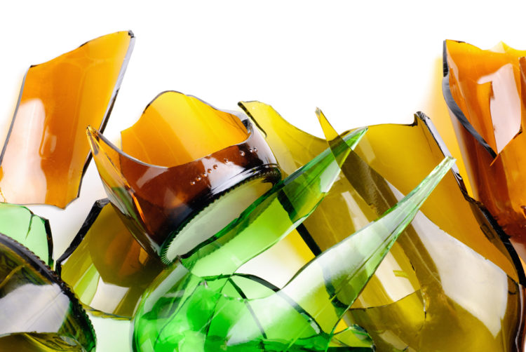 What's Going On With Glass Recycling?