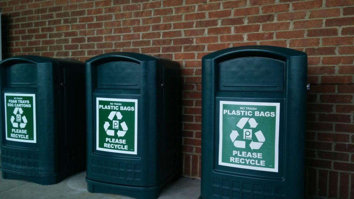 Plastic Bag Recycling in Gwinnett