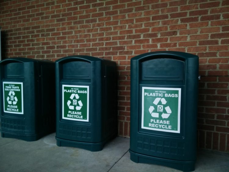 Plastic Bag Recycling in Gwinnett