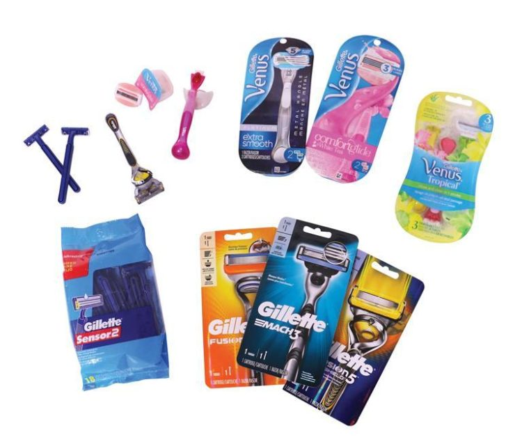 TerraCycle Now Accepts Razors!