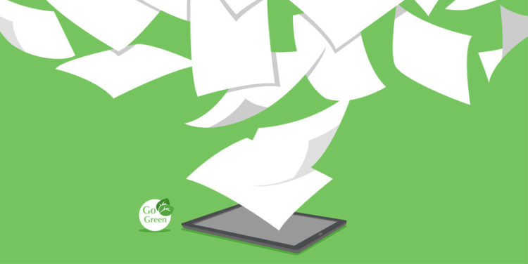 I Went Paperless And You Can Too!