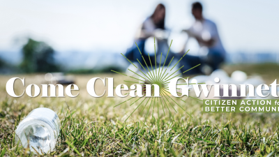 You're Invited to Come Clean Gwinnett!