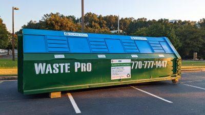 Gwinnett County Opens Glass Recycling Drop-Off!